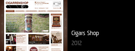 cigars shop